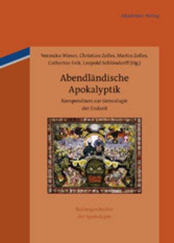 eBook Abendländische Apokalyptik Cover