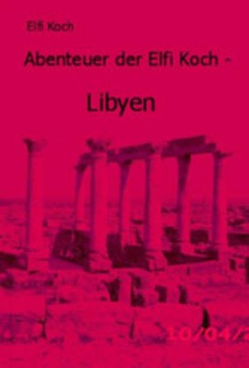 eBook Abenteuer der Elfi Koch Cover