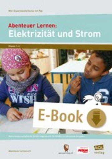 eBook Abenteuer Lernen: Elektrizität und Strom Cover