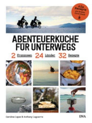 eBook Abenteuerküche für unterwegs Cover