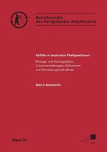 eBook Abfälle in deutschen Fließgewässern Cover