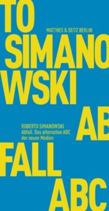 eBook Abfall Cover