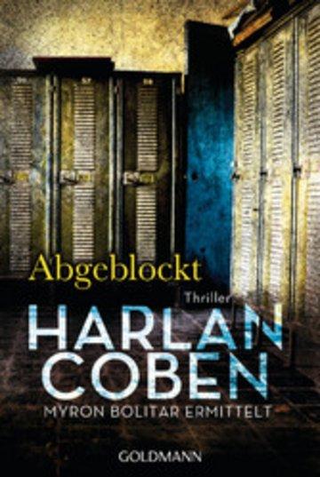 eBook Abgeblockt - Myron Bolitar ermittelt Cover