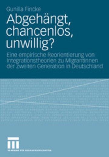 eBook Abgehängt, chancenlos, unwillig? Cover