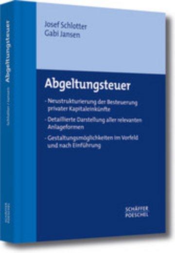 eBook Abgeltungsteuer Cover