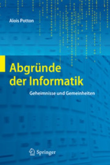 eBook Abgründe der Informatik Cover