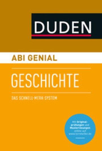 eBook Abi genial Geschichte Cover