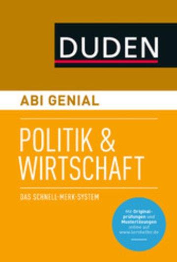 eBook Abi genial Politik und Wirtschaft Cover