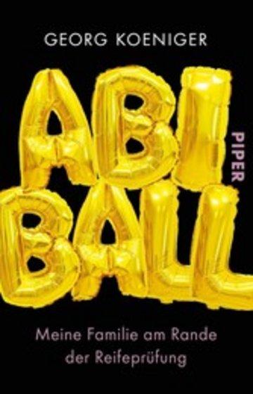eBook Abiball Cover