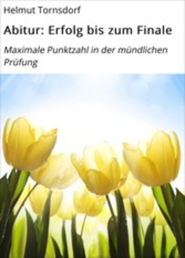 eBook Abitur: Erfolg bis zum Finale Cover