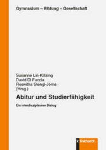 eBook Abitur und Studierfähigkeit Cover