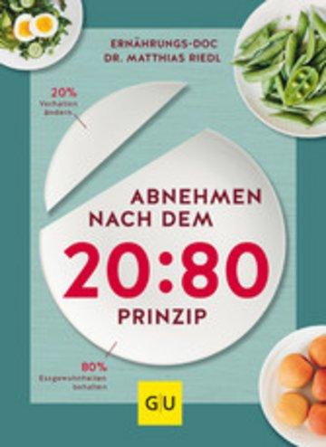 eBook Abnehmen nach dem 20:80-Prinzip Cover