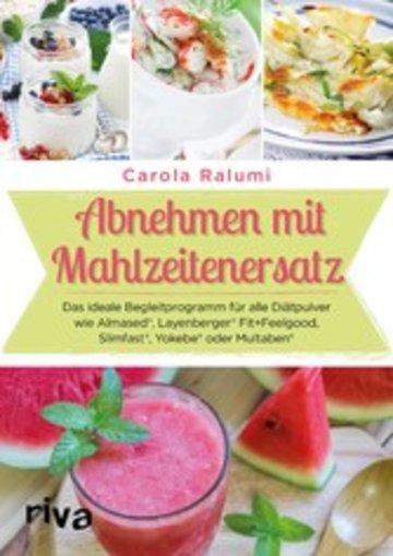 eBook Abnehmen mit Mahlzeitenersatz Cover