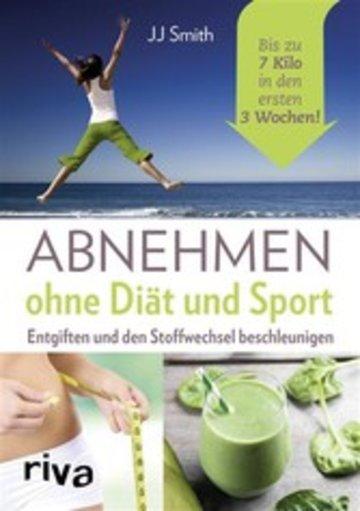 eBook Abnehmen ohne Diät und Sport Cover