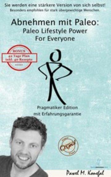 eBook Abnehmen mit Paleo Cover