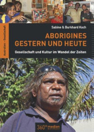 eBook Aborigines Gestern und Heute Cover