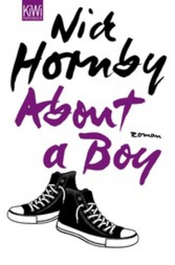 eBook About a Boy Cover