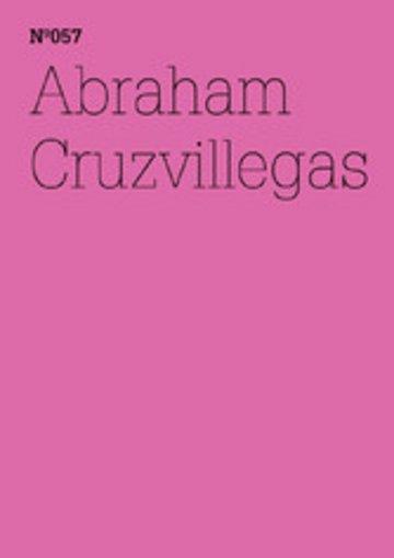 eBook Abraham Cruzvillegas Cover
