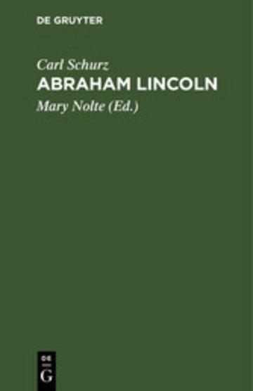 eBook Abraham Lincoln Cover