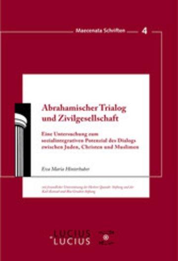 eBook Abrahamischer Trialog und Zivilgesellschaft Cover