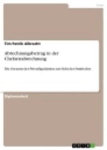 eBook Abrechnungsbetrug in der Chefarztabrechnung Cover
