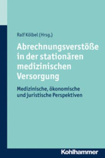 eBook Abrechnungsverstöße in der stationären medizinischen Versorgung Cover
