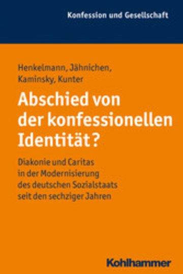 eBook Abschied von der konfessionellen Identität? Cover