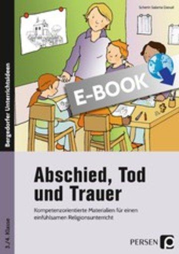 eBook Abschied, Tod und Trauer Cover