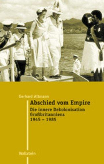 eBook Abschied vom Empire Cover