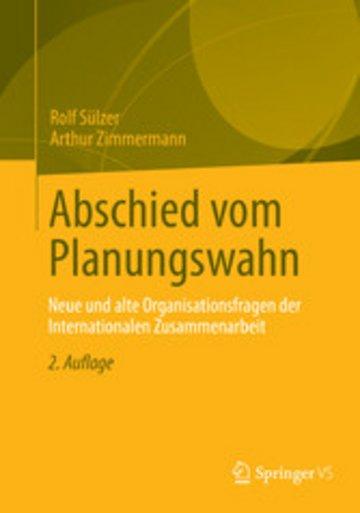 eBook Abschied vom Planungswahn Cover