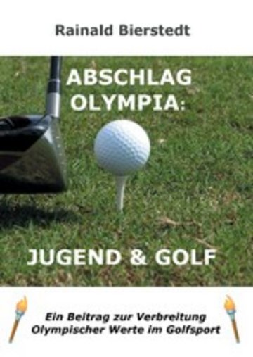 eBook Abschlag Olympia: Jugend & Golf Cover