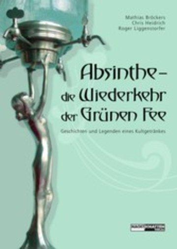 eBook Absinthe - Die Wiederkehr der Grünen Fee Cover