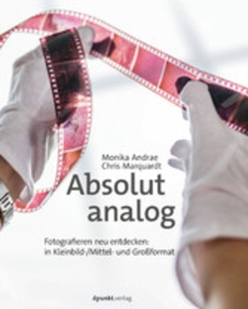 eBook Absolut analog Cover