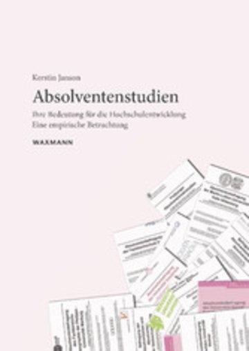 eBook Absolventenstudien Cover
