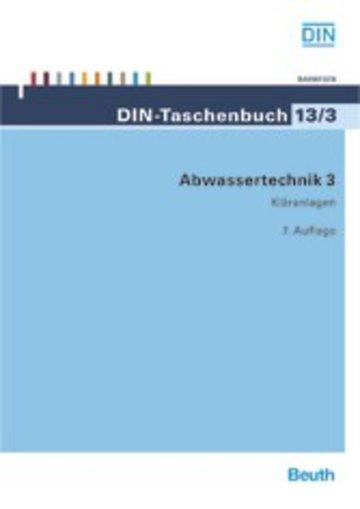 eBook Abwassertechnik 3 Cover