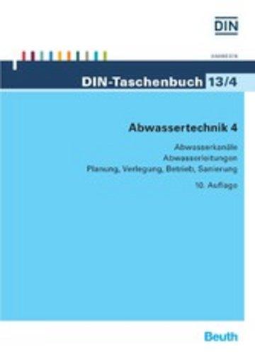 eBook Abwassertechnik 4 Cover