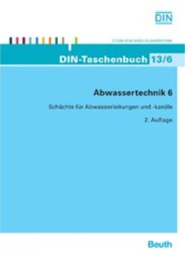 eBook Abwassertechnik 6 Cover