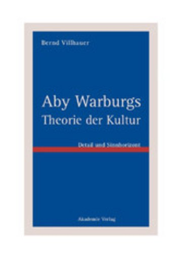 eBook Aby Warburgs Theorie der Kultur Cover