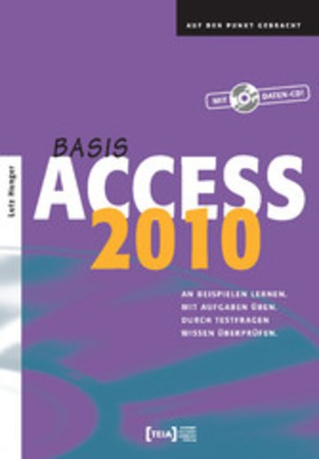 eBook Access 2010 Basis Cover