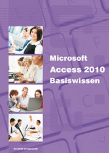 eBook Access 2010 Cover