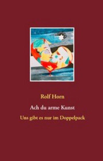 eBook Ach du arme Kunst Cover