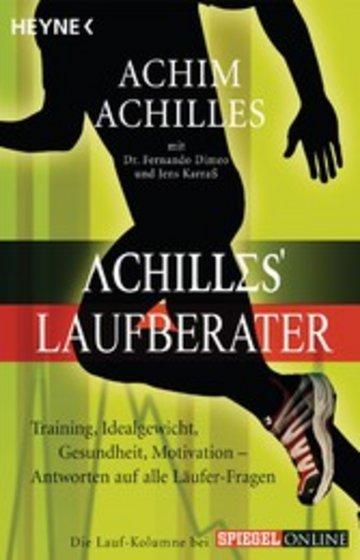 eBook Achilles' Laufberater Cover