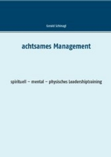 eBook Achtsames Management Cover