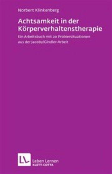eBook Achtsamkeit in der Körperverhaltenstherapie Cover