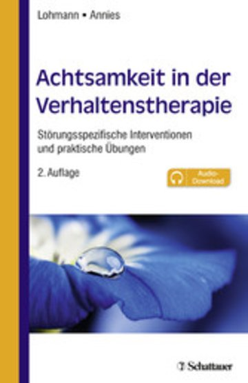 eBook Achtsamkeit in der Verhaltenstherapie Cover