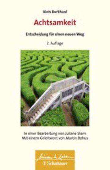 eBook Achtsamkeit - Entscheidung für einen neuen Weg Cover