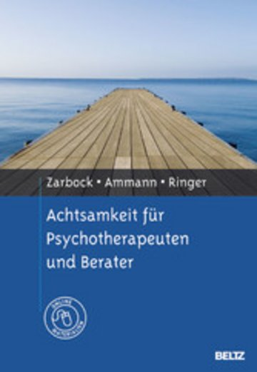 eBook Achtsamkeit für Psychotherapeuten und Berater Cover