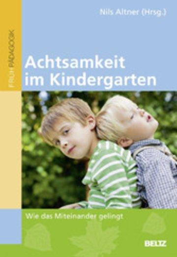 eBook Achtsamkeit im Kindergarten Cover