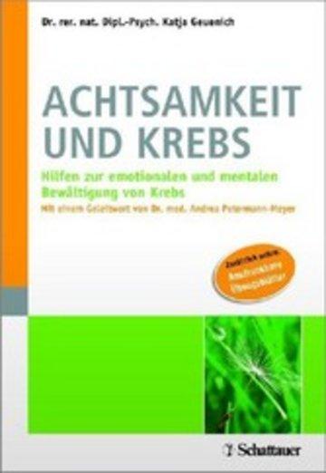 eBook Achtsamkeit und Krebs Cover