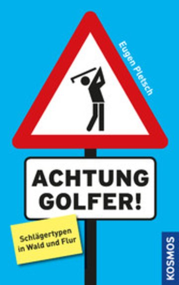 eBook Achtung Golfer! Cover